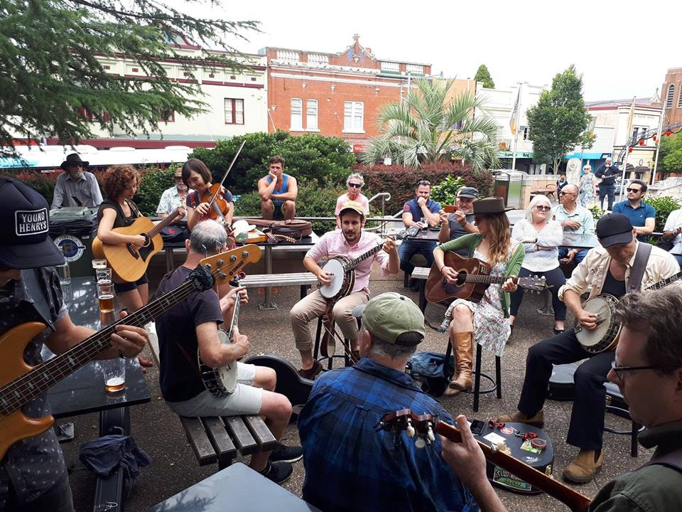 The 3rd Bluegrass Oldtime Jam!