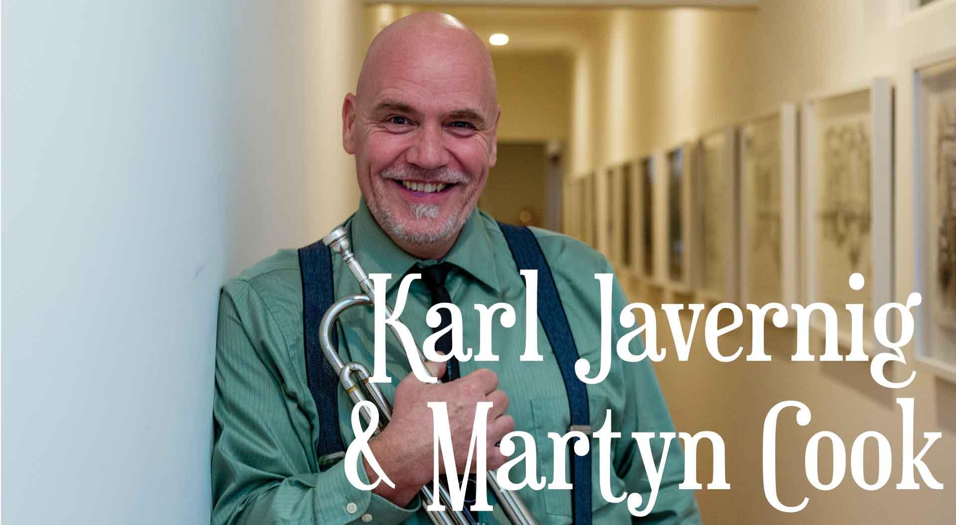 Karl Javernig & Martyn Cook   Nombre 230   Palais Royale Hotel