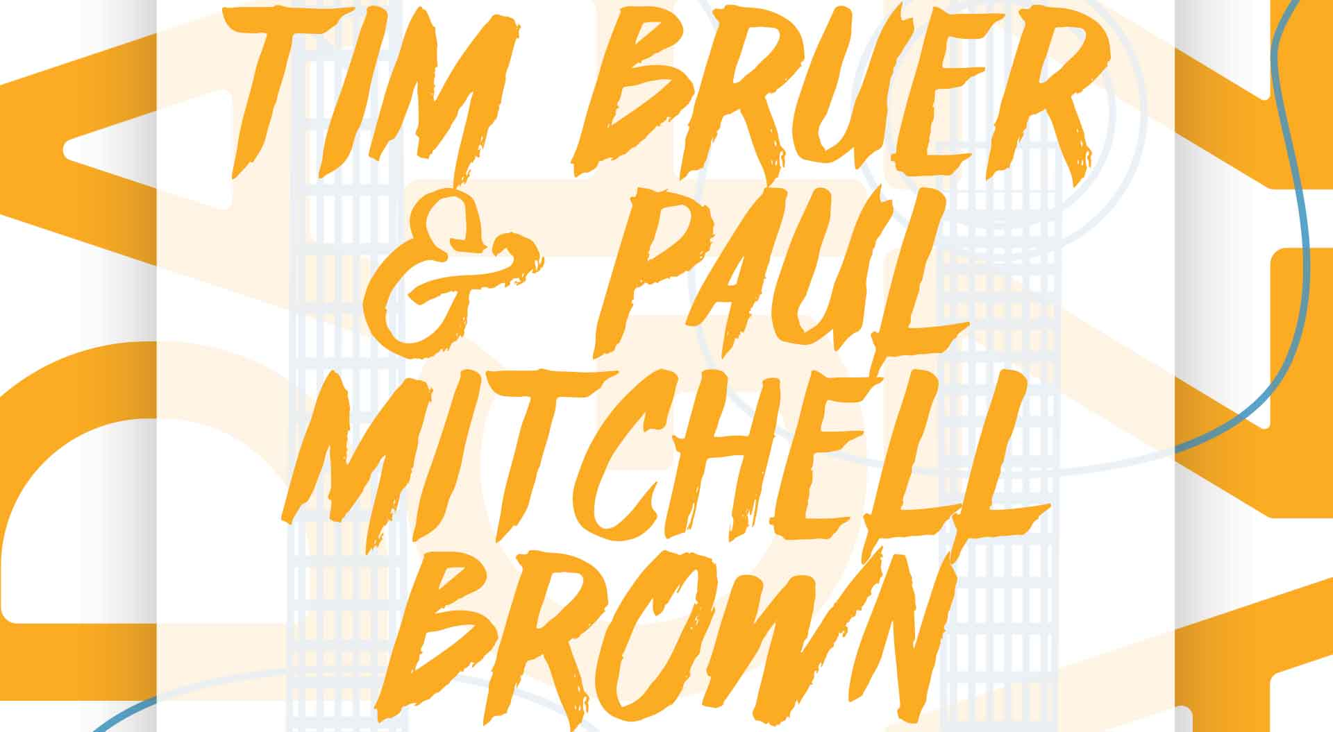 Tim Bruer & Paul Mitchell Brown | Friday Night Jazz