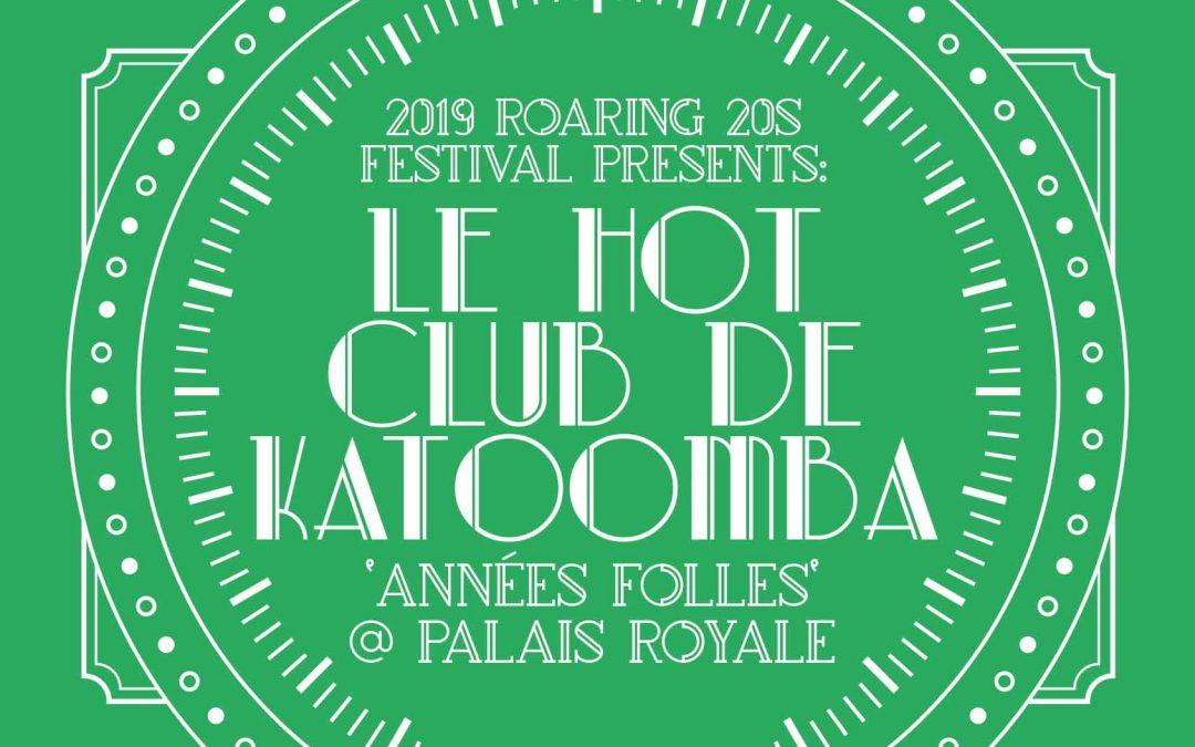 Le Hot Club de Katoomba | Roaring 20s Festival