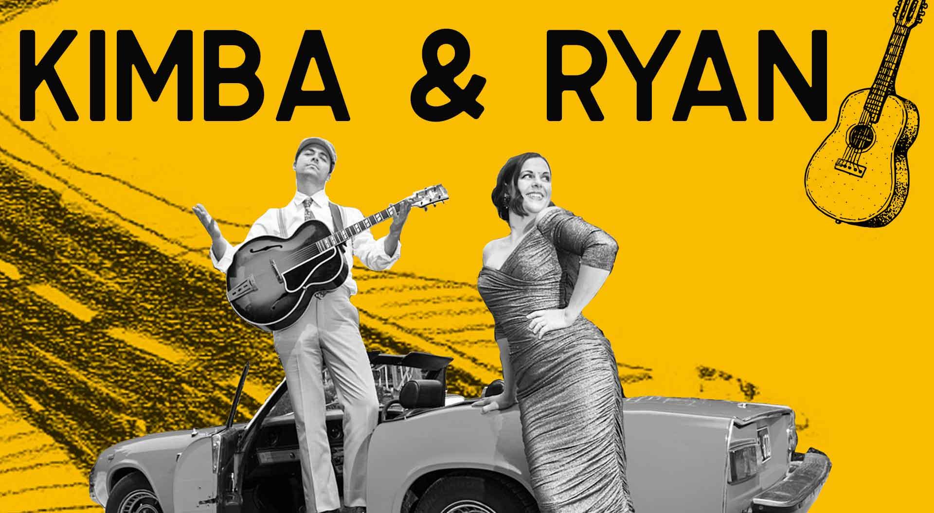 Kimba & Ryan (touring from Melbourne): Friday Night Jazz
