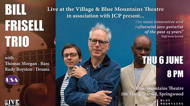 Bill Frisell Trio (USA)