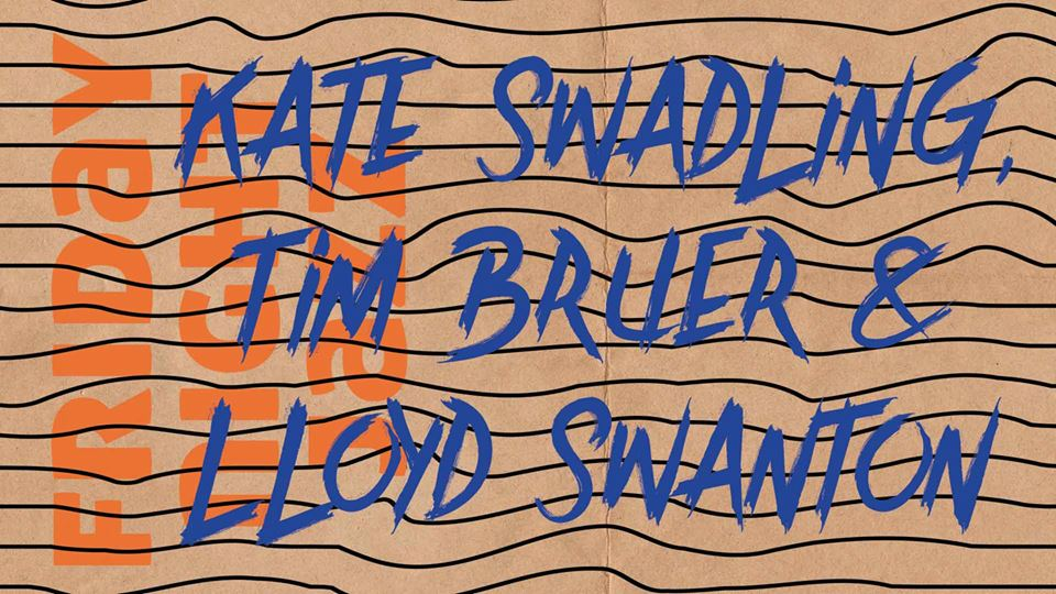 Kate Swadling, Tim Bruer & Lloyd Swanton: Music Festival Weekend