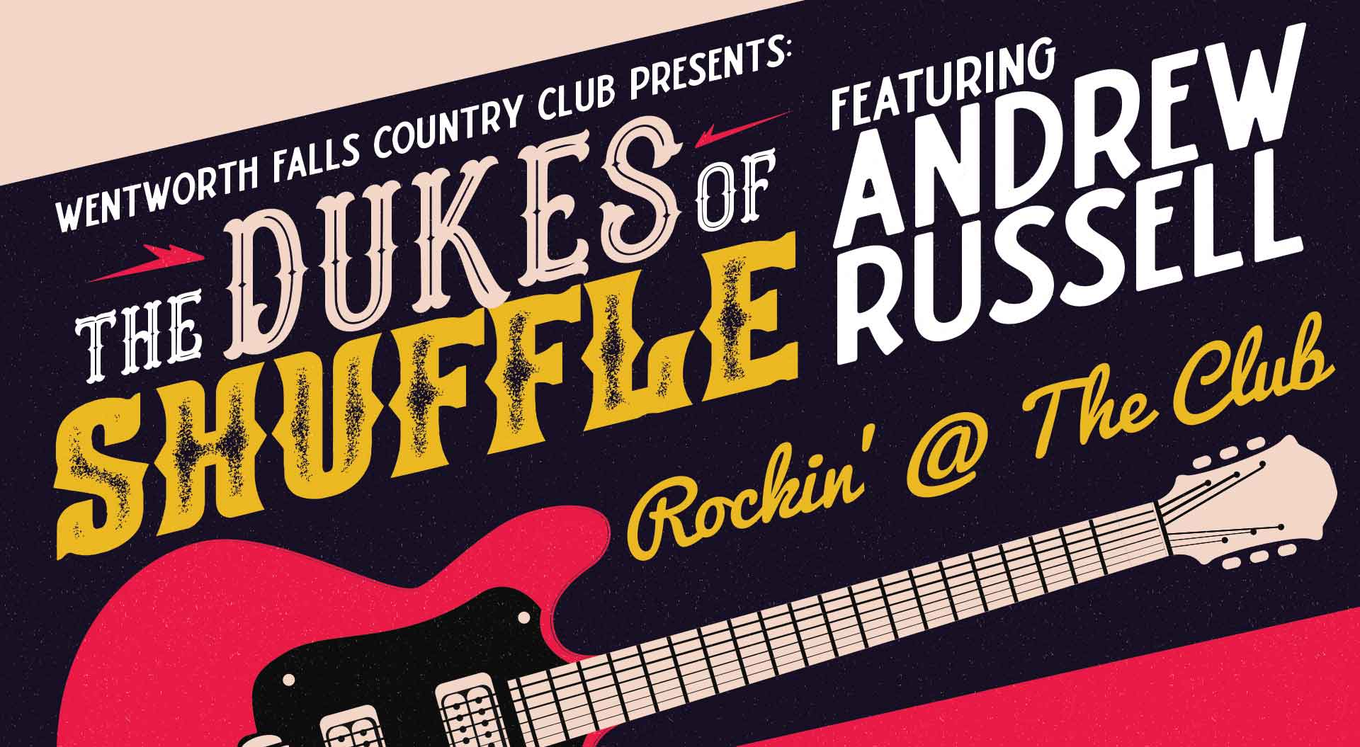 The Dukes of Shuffle: Rockin' at The Club