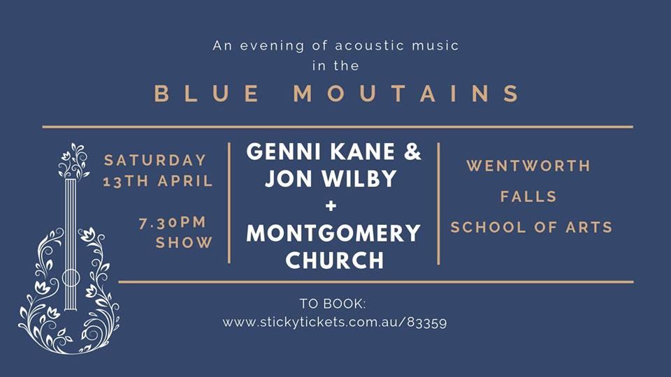 Genni Kane & Jon Wilby + Montgomery Church