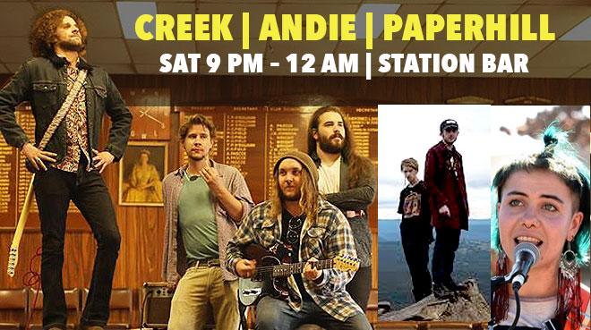 Creek / Andie / Paperhill