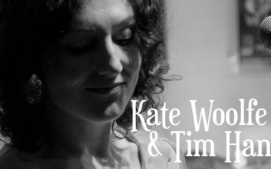 Kate Woolfe & Tim Hans: Cocktail Hour at The Palais Royale