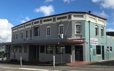 The Commercial Hotel Lithgow