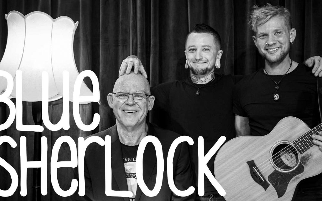 Blue Sherlock | First anniversary of Slack-Off Sundays
