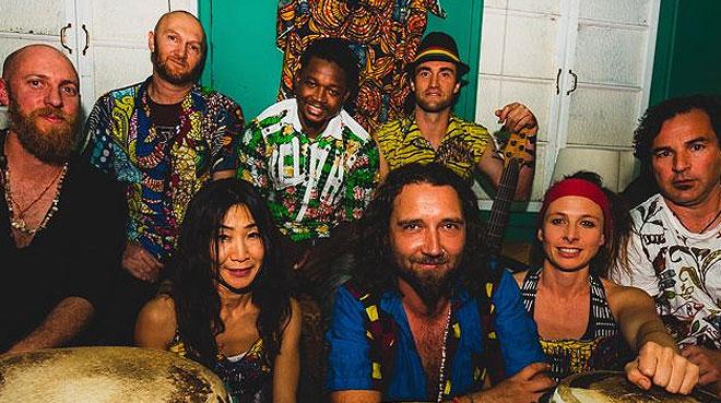 Highlife with Bassidi Koné | Baroque Room