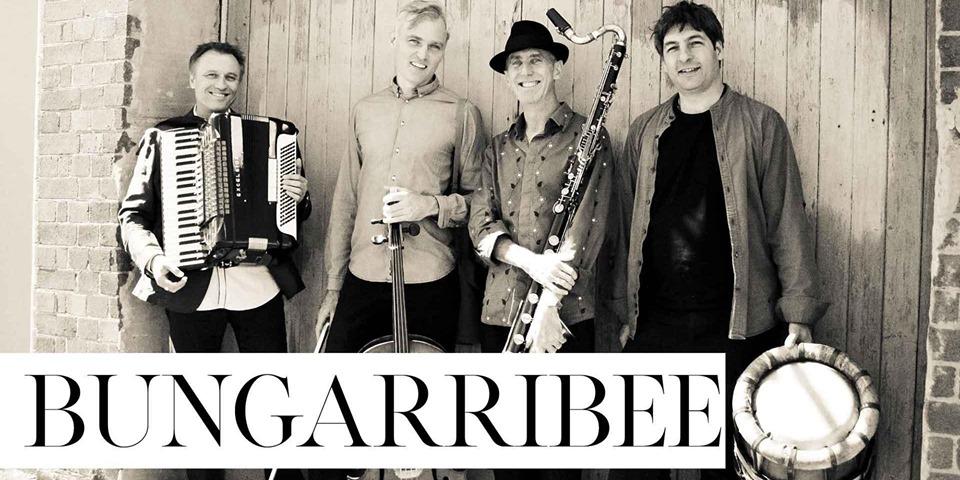 Bungarribee feat. Gary Daley, Paul Cutlan, Ollie Miller & Tunji Beier | Hydro Majestic
