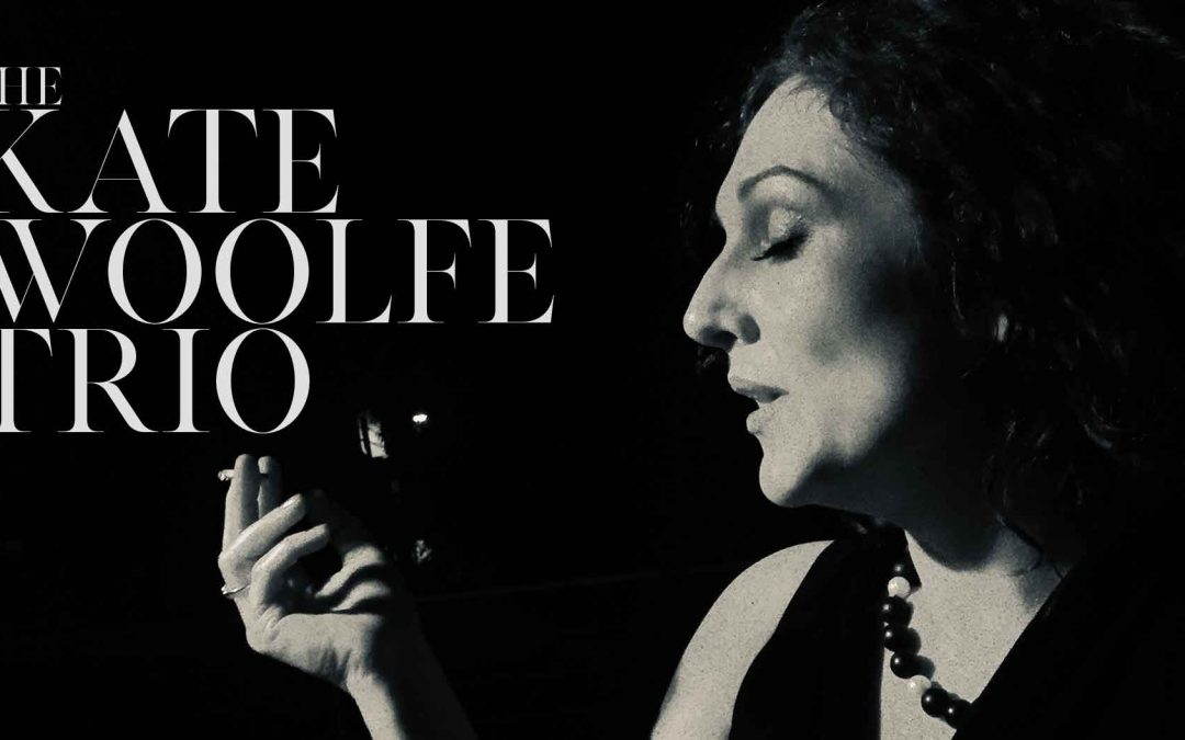 Kate Woolfe Trio | Saturday Night Jazz | Hotel Blue