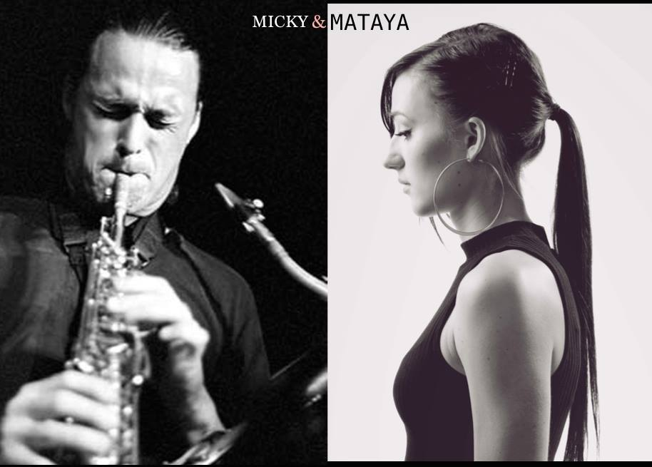 Mataya & Micky | The Old City bank