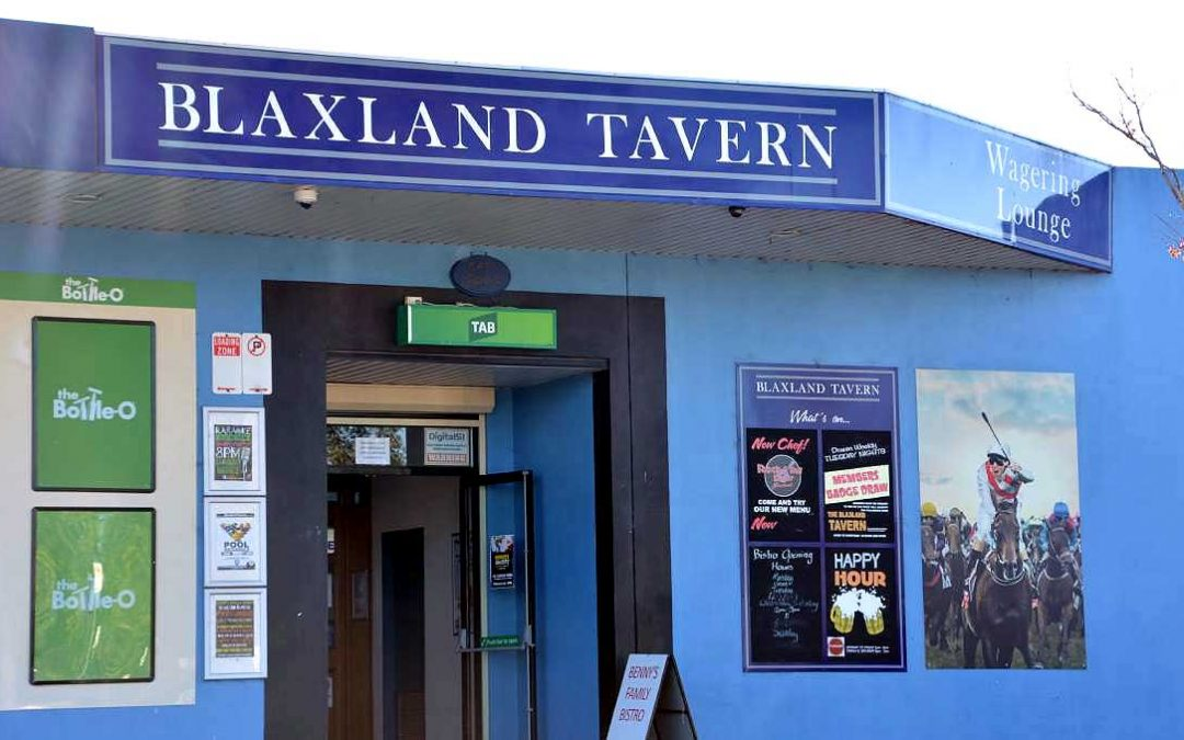 The Blaxland Tavern