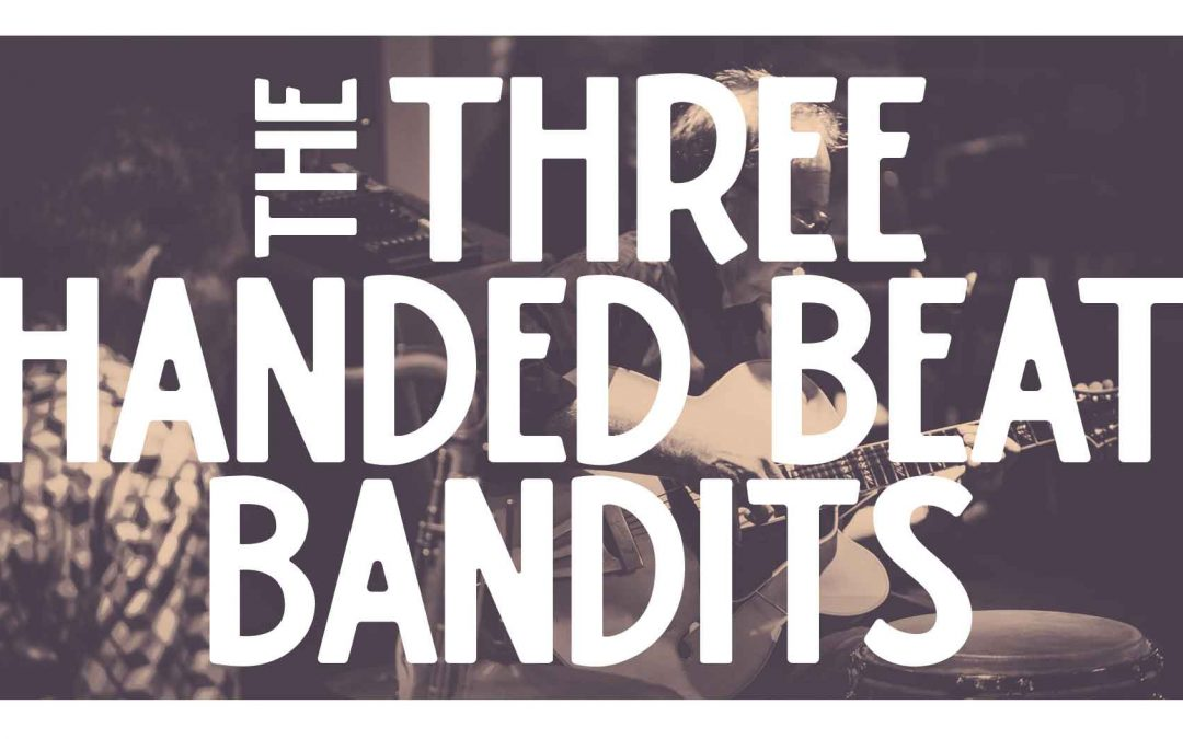 Three Handed Beat Bandits | Friday Night Jazz | Hotel Blue