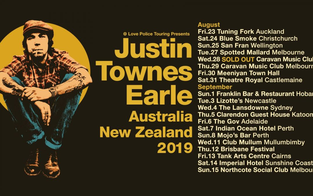 Justin Townes Earle | Clarendon Guest House