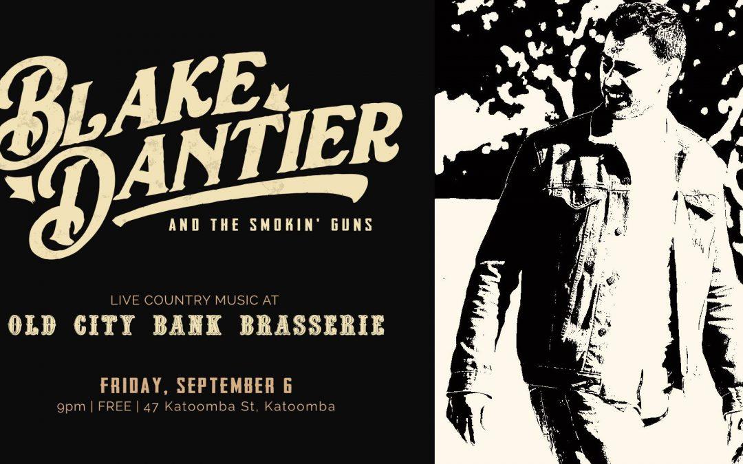 Blake Dantier   The Old City bank