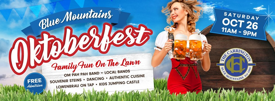 Oktoberfest  | The Carrington Hotel