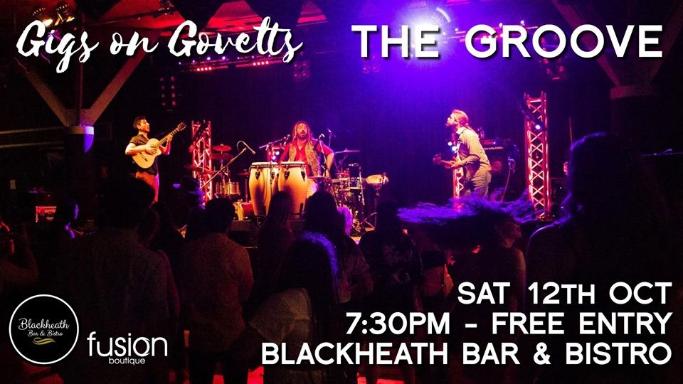 Gigs on Govetts – The Groove (Illawarra) | Blackheath Bar & Bistro