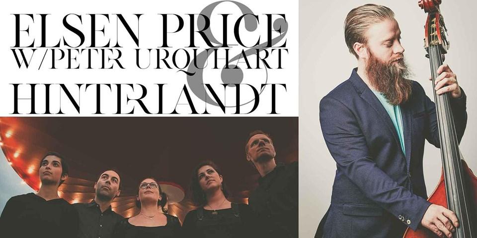 Elsen Price w/ Peter Urquhart & Hinterlandt | Hydro Majestic