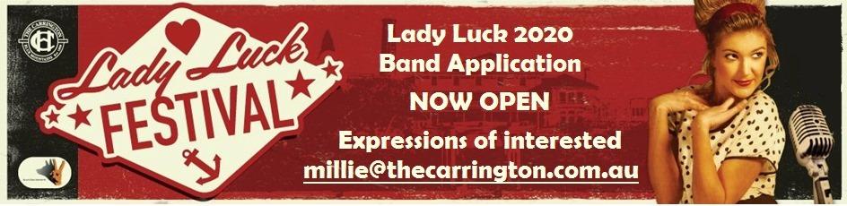 Lady Luck Festival 2020 | The Carrington Hotel