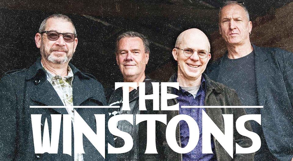 British Rock & Pop w/ The Winstons: Rockin'     Wentworth Falls Country Club