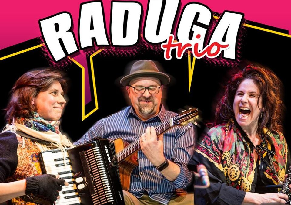 Raduga Trio | Food and Music | Manki Coffee cafe