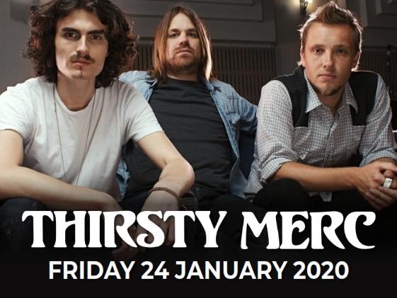 Thirsty Merc | Katoomba RSL