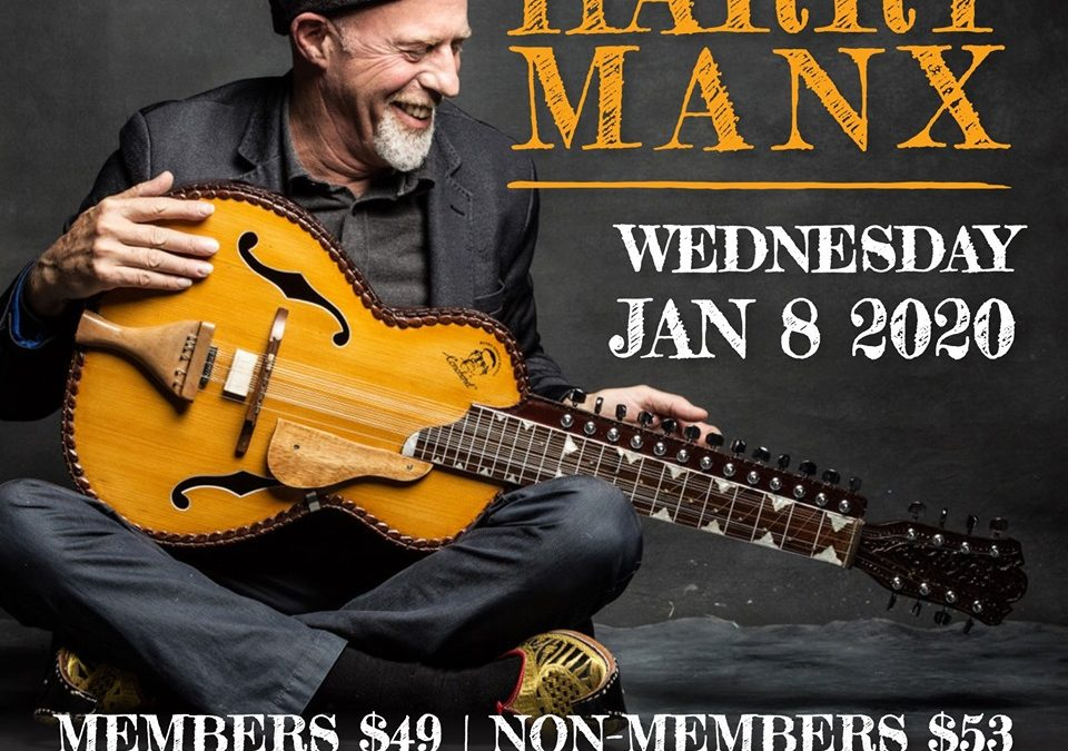 Harry Manx | Katoomba RSL