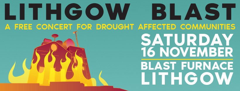 A free Concert for Drought affected Communities | LithgowBlast