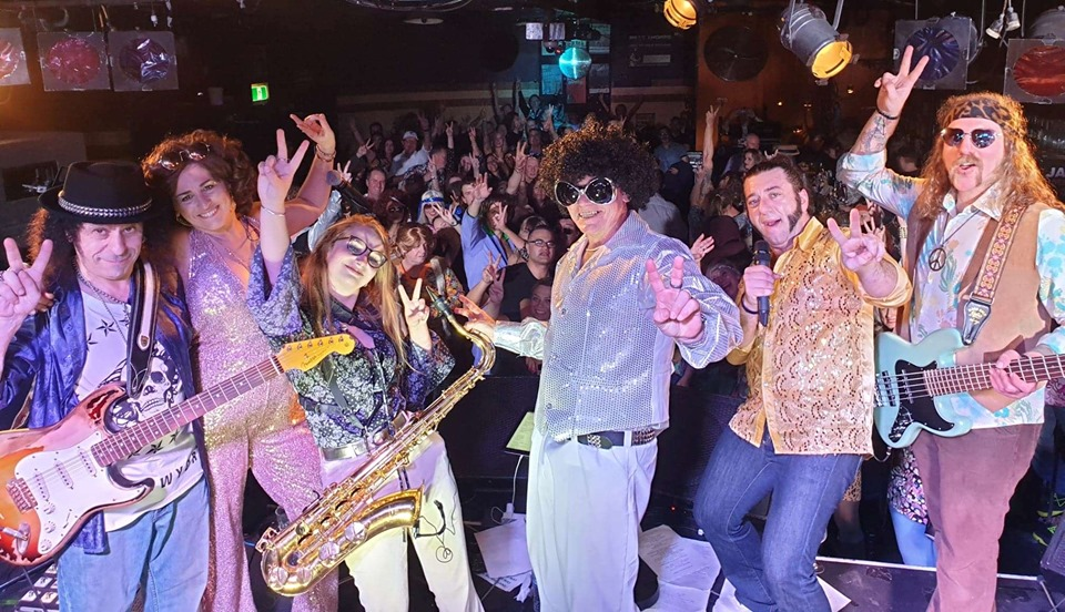 Reliving the 70's – Disco Fever hits Katoomba | The Baroque Room