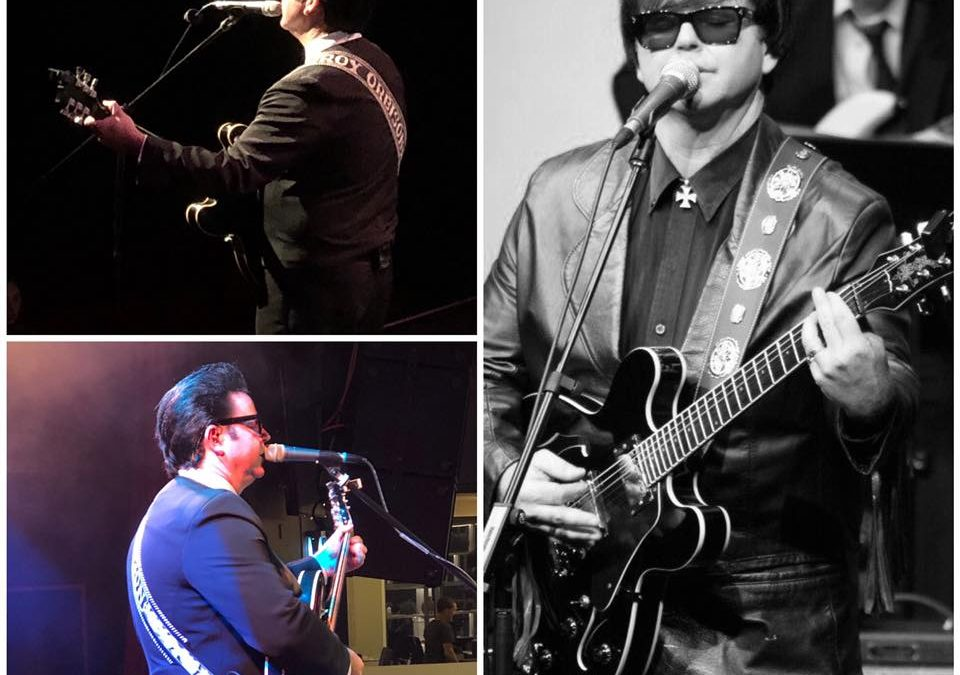 "Roy Orbison ""Reborn"" starring Dean Bourne 