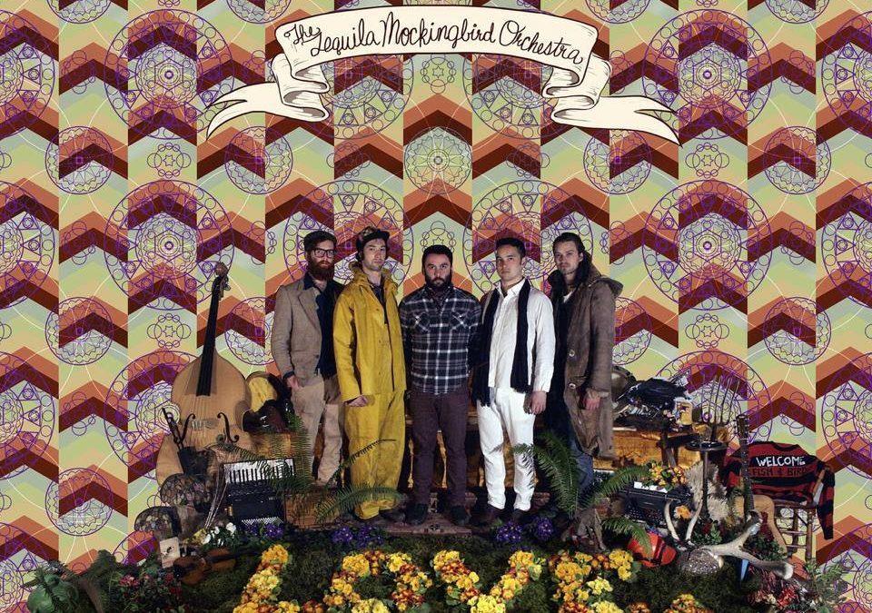 Tequila Mockingbird Orchestra (Canada) + Le Hot Club de Katoomba   The Baroque Room