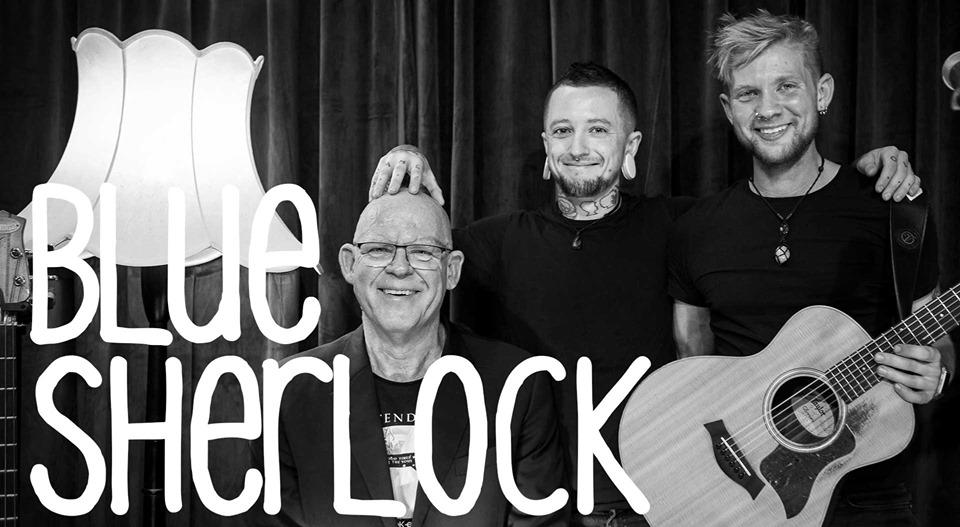 Blue Sherlock w/ Willem Sherlock Roorda: Slack-Off Sundays | Aunty Ed's Katoomba