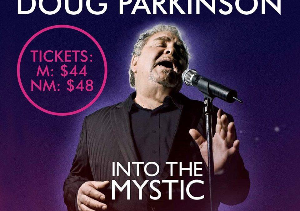Postponed-Doug Parkinson – Here Comes The Night | Katoomba RSL