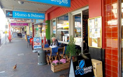 The Manki Coffee cafe