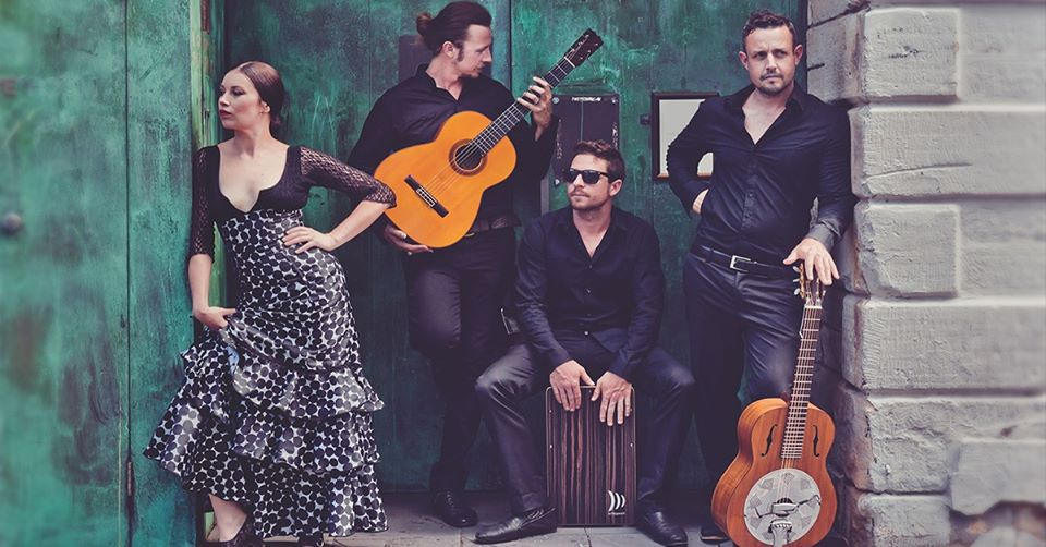 Bandaluzia Flamenco | Blue Mountains Theatre and Community Hub