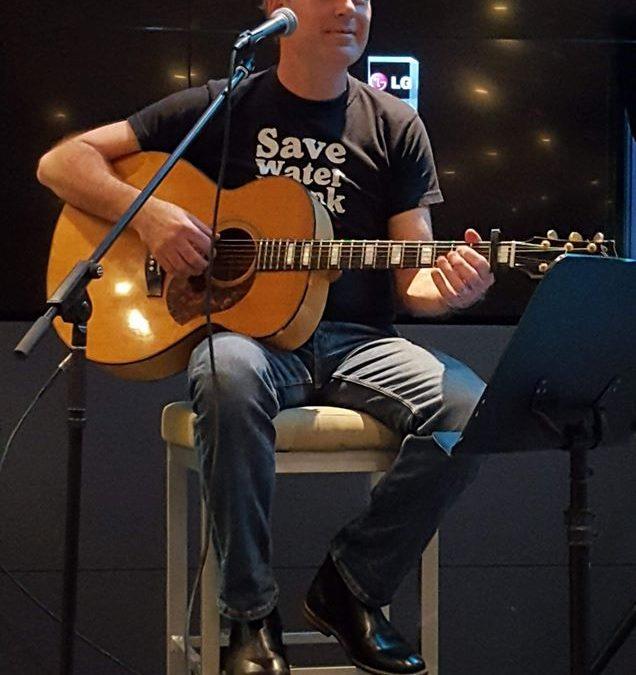 Pete Van Sint Jan live at your local | Blackheath Bar & Bistro