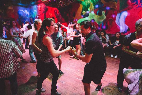 Salsa Live! | Junction 142