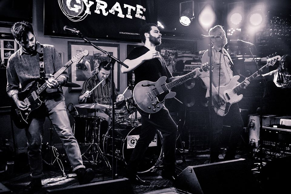 Gyrate |  The Commercial Hotel Lithgow
