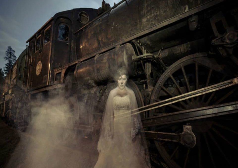 Railway Museum Interactive Ghost Hunt |  Mount Victoria, Blue Mountains, Australia