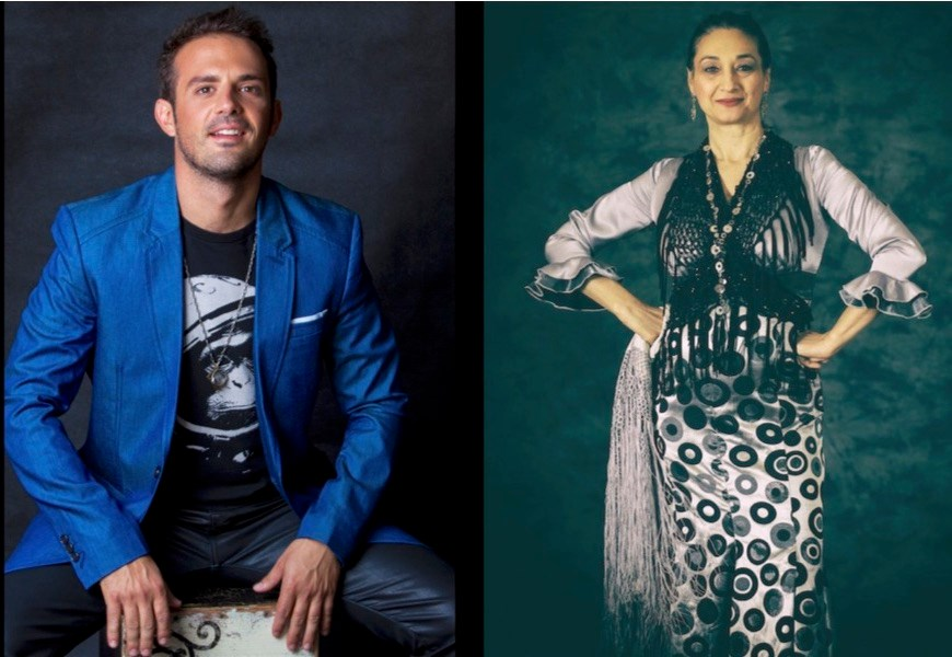 Play Cajon + Dance Flamenco | Katoomba