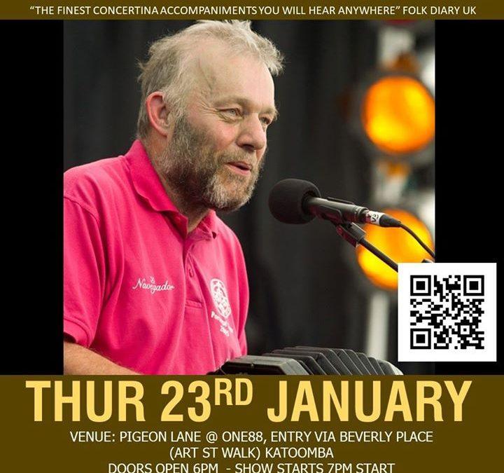 Steve Turner (UK) | Pigeon Lane@ONE88