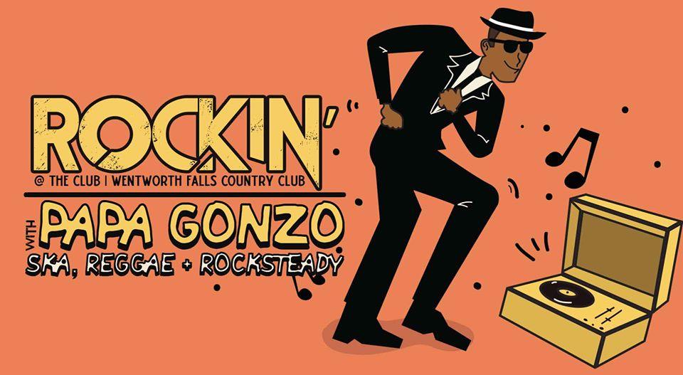 Postponed Papa Gonzo: Rockin' |  Wentworth Falls Country Club