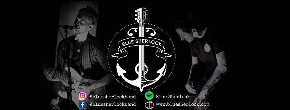 Blue Sherlock  | Bootleggerbar
