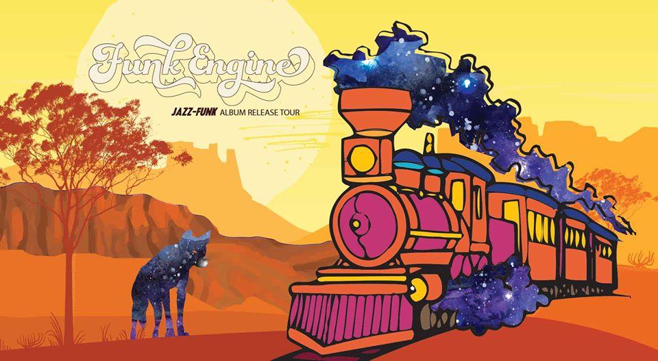 Postponed Funk Engine [Album Launch Tour]: Aunty Ed's After Dark