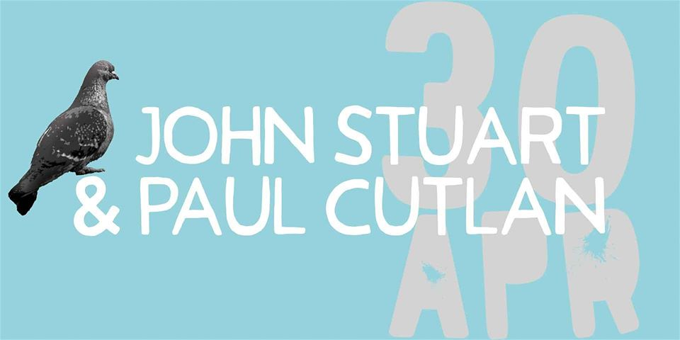 John Stuart & Paul Cutlan: Chasin' The Bird | Pigeon Lane@ONE88
