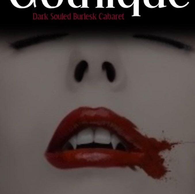 Gothique – Blue Mountains Dark Souled Burlesk Cabaret | Wentworth Falls School Of Arts
