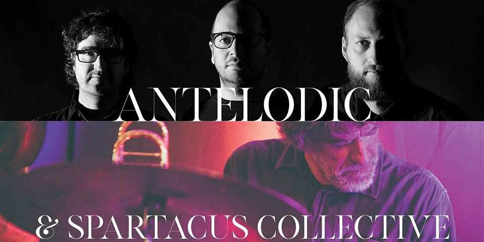 "POSTPONED Antelodic ""To Iceland!"" Tour & Spartacus Collective 