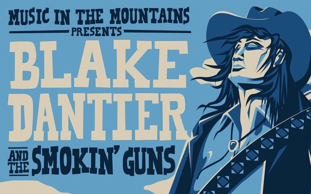 Blake Dantier & The Smokin' Guns: Slack-Off Sundays | Aunty Ed's Katoomba